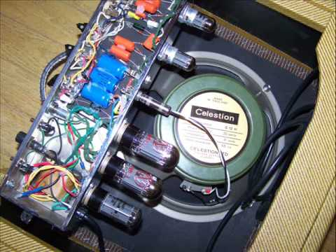 5e3 Tweed Fender Deluxe Clone Killer Mod