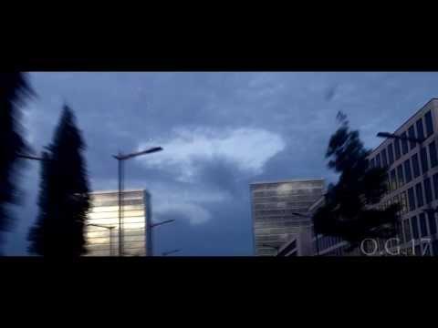 "Strange Clouds 21/09/2012 (Phenomenon ""Hole Punch Cloud"")"
