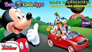Micky Maus Wunderhaus Zahlenspaß (deutsch) -  Lernspiel App für Kinder