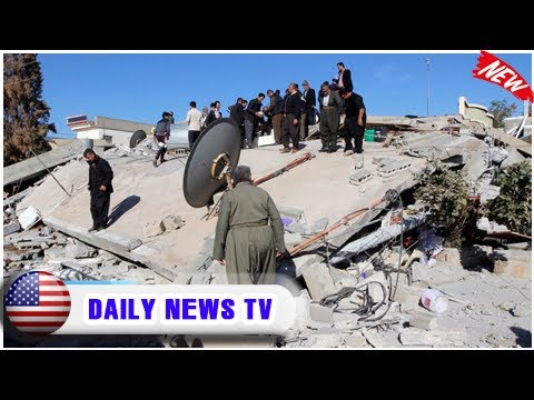 More than 400 people dead in iran-iraq earthquake| Daily News TV
