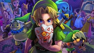 The Legend of Zelda: Majora's Mask 3D Review Discussion (Video Game Video Review)