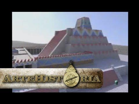 El Templo Mayor de Tenochtitlan