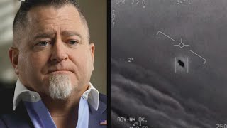Former UFO Task Force Member Says Pentagon Hid Alien Truths