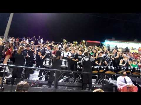 weaver high school marching band stand tunes 2011