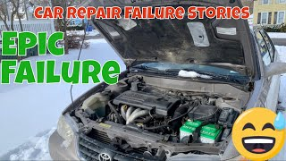 r/cars Funny Car Repair Stories And EPIC Failures