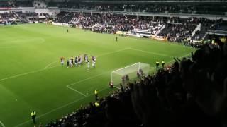 Heracles - FC Groningen Play Offs # Feest na afloop