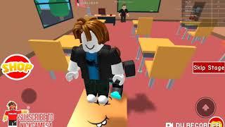 Renn weg von der verrückten Schule!!! ROBLOX