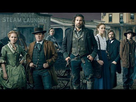 Hell On Wheels || Season 5 (Official Trailer)