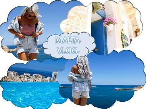 Travel Vlog Malta 2017