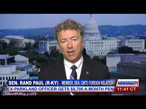 Sen. Rand Paul - Haspel and Brennan Should Be Asked Under Oath About Spying on Trump
