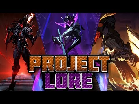 Of Rats and Cats and Neon Mice (PROJECT Lore)