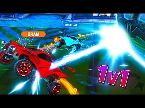 1v1 Rumble Vs Bram | Highlights [Friendly Games]