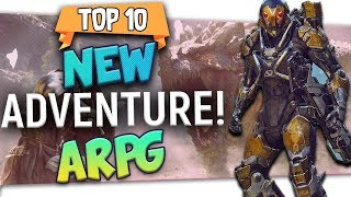 """Awesome Upcoming Adventure """"ARPG"""" 2018 2019"""