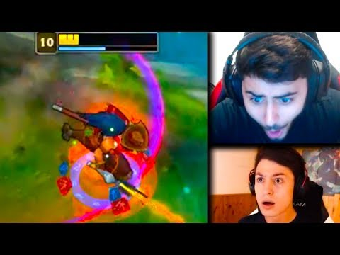 Yassuo Reacts to His Mental Breakdown | Trick2g Plays LoL Royale | LoL Funny Moments