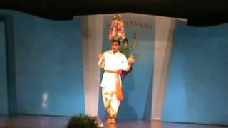 Nanthu - karagam(pot) dance