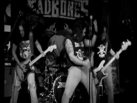 Bad Bones - Don't stop me (videoclip)