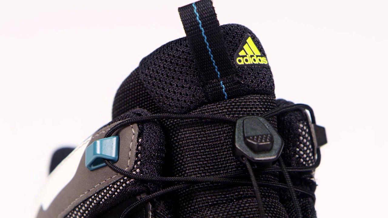 Adidas Men's Terrex Fast X Mid Gore-Tex Hiking Boots