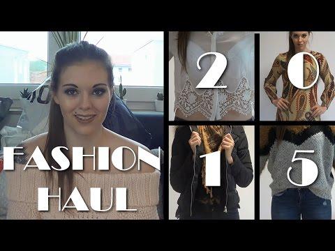Herbst Fashion Haul 2015 | H&M, Zara, Vero Moda | NikkisBeautyBox ♡
