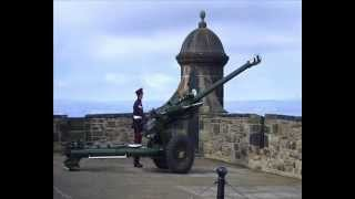 Edinburgh Castle Video Tour