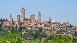 2019 イタリアの旅(4)トスカーナ・サン・ジミニャーノ(4K) Travel To Italy No.4 - Tuscany San Gimignano(UHD)