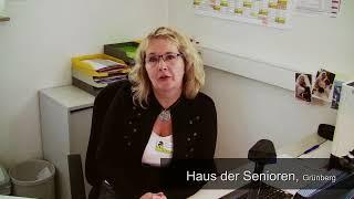 Haus der Senioren Grünberg, Aktive Pflege mit Herz I