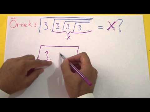 Köklü Sayılar 5 Şenol Hoca Matematik