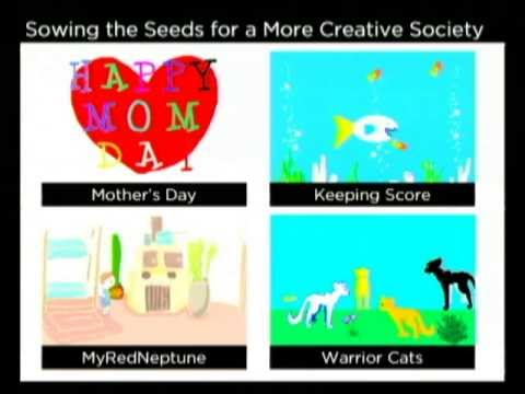 Sowing the Seeds for a More Creative Society