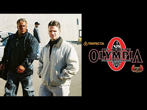 Cutler & Aceto On '96 Olympia & 2020 Olympia Rumblings!