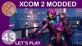 XCOM 2 WotC Heavily Modded   I DISLIKE VENATORS - Ep. 43   Let