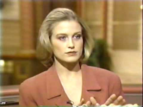 Jessica Tuck Megan OLTL on Good Morning America 1992