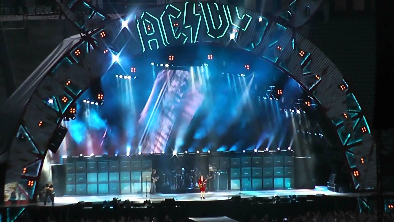Acdc Rock Or Bust World Tour Berlin Olympiastadion 25062015