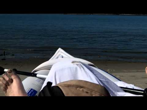 World's Most Comfy Mobile Lounge Chair- The Sea Eagle 370 SE Inflatable Kayak Mortgage