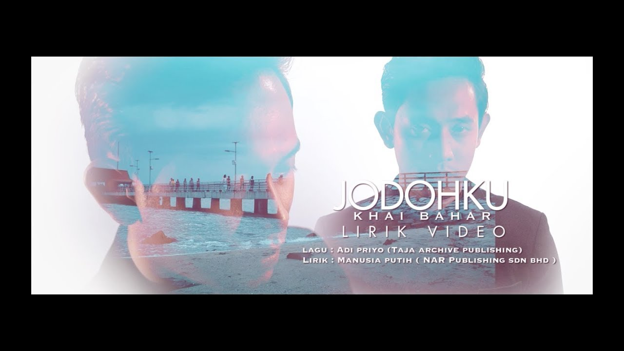 KHAI BAHAR | JODOHKU - OST Cinta Tiada Ganti (Official Lyric Video)