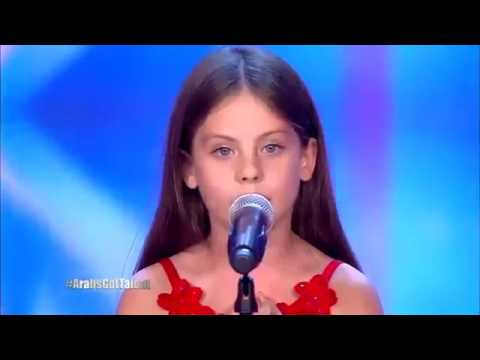 The opera with the voice of a girl from Jordan is stunning