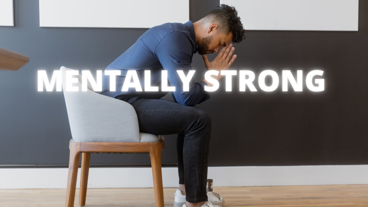7 Tricks To Become Mentally STRONG