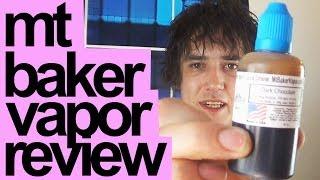 Mt Baker Vapor Review: The Lowdown On Mount Baker!