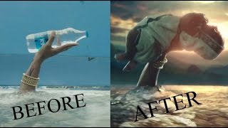 Movies VFX Before & After Visual Effects || Loknyay Hind (हिंदी)