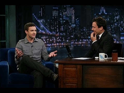 Justin Timberlake Interview Jimmy Fallon 2011 HQ