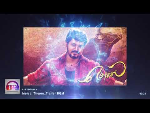 Mersal Theme Music | Trailer BGM | Thalapathy | Atlee | TSL