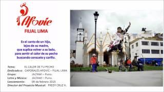 EL CALOR DE TU PECHO - AFOVIC LIMA - JALTAWI - CAPORAL 2015