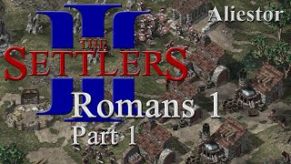 The Settlers 3   Romans 1 part 1