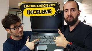 Oyun canavarı arayanlara! - Lenovo Legion Y520 inceleme