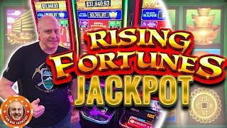 💰HIGH LIMIT BONUS JACKPOT! 💰$52 A Spin Win on Rising Fortunes 🎰