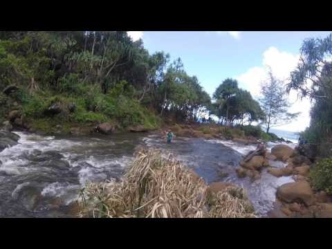 Na Pali Coast Hike - Kauai, Hi
