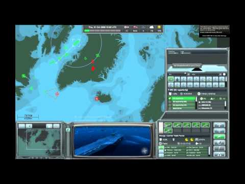 Naval War Arctic Circle Review/ Comparison with Fleet Comman