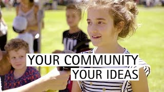 'Your neighbourhood, your ideas' - what you told us at the 2017 Moonee Valley Festival!