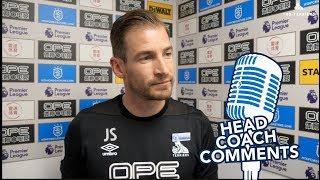 📹HEAD COACH COMMENTS | Jan Siewert on Watford