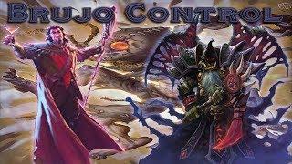 Brujo Control / Caballeros del trono Helado // Hearthstone