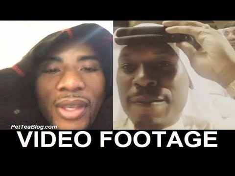 CThaGod calls out Tyrese in Dubai after Crying Broke (Video) 🐸☕️
