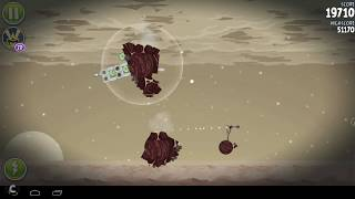 Angry Birds Space Mirror Worlds Red Planet Mirror World Level M5 1  52590